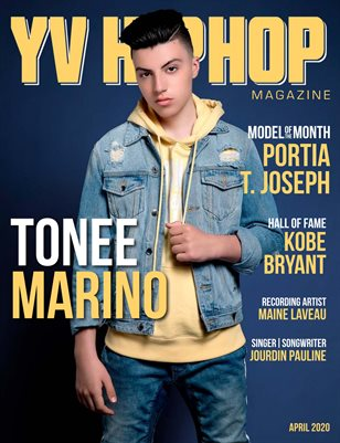 YV Hip Hop Magazine - April 2020
