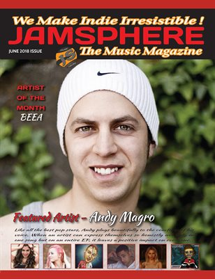 Jamsphere Indie Music Magazine June 2018