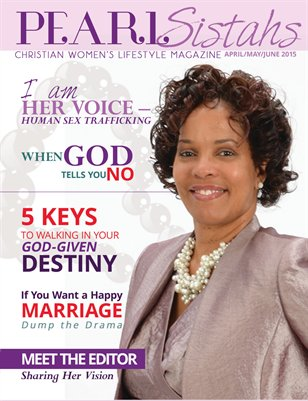 Pearl Sistahs Magazine - April 2015