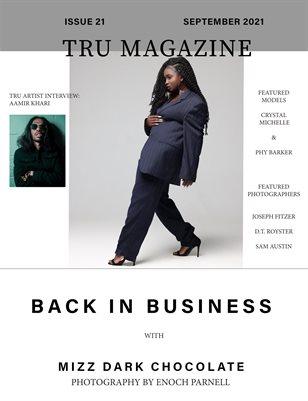 TRU MAGAZINE ISSUE 21