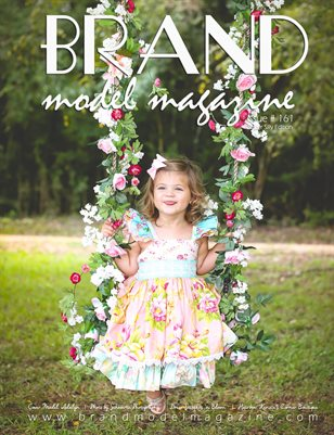 Brand Model Magazine  Issue # 161 - Super Silly Edition Volume 1