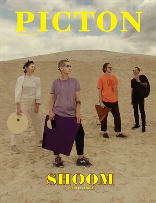 Picton Magazine OCTOBER  2019 N296 Cover 2