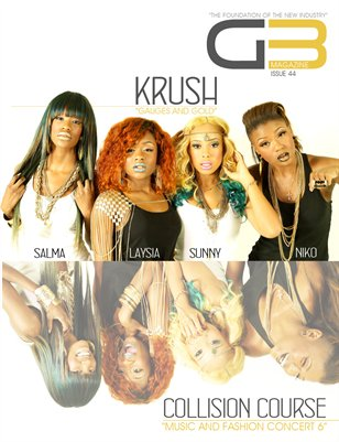 G3 Magazine Issue 44 (Krush)