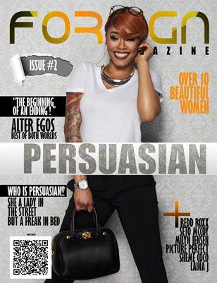 Foreign Magazine Issue #2 - Persuasian