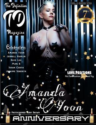 The Definition: Amanda Yoon 7yr Anniversary  Vol.4 Cover 2