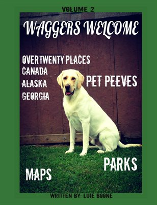 Waggers Welcome: Volume 2-K9 Kind