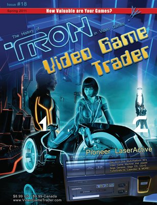 Video Game Trader #18 (Fall 2011) w/Price Guide