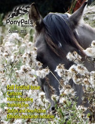 October Pony Pals Magazine - Volume 3 #5