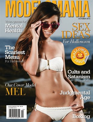 MODELSMANIA OCTOBER 2015 MEL