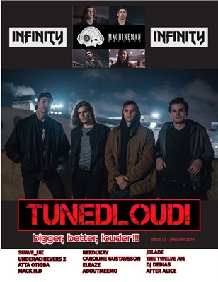 TunedLoud Magazine January 2019