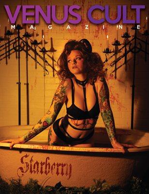 Venus Cult No.31 – Starberry Cover 2