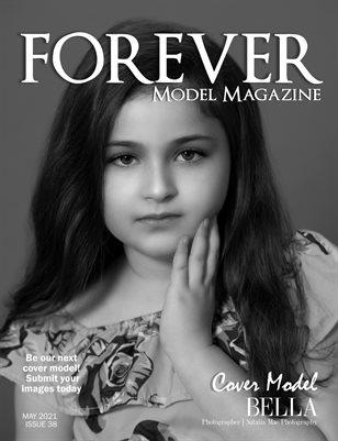 FOREVER Model Magazine BW Issue 38