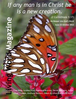 Living Word Magazine October 2012
