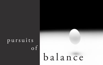 pursuit of balance
