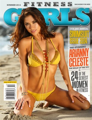 Arianny Celeste - Fitness Gurls Swimsuit 2014
