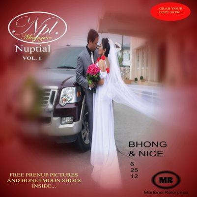 bhong and nice wedding