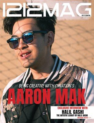 1212MAG - Aaron Mak
