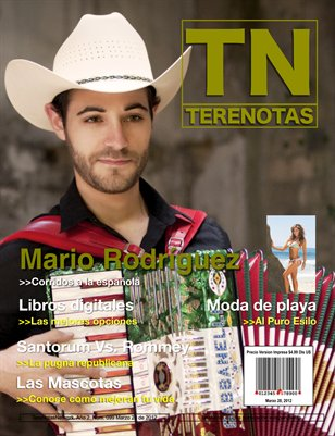 Mario Rodríguez... Conciertos a la Española