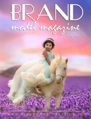 Brand Model Magazine  Issue # 73, SPRING Vol. 1