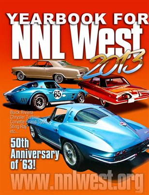 NNL West 2013 Yearbook