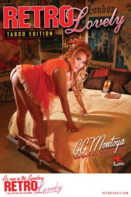 GG Montoya Special Edition Cover Poster
