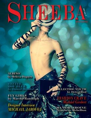 Sheeba Magazine 2015 July