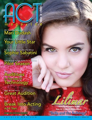 ACT Like A Child Magazine Issue 19