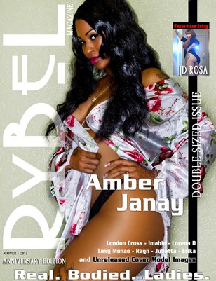 Issue 8 The anniversary Amber J