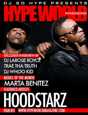 HYPE WORLD MAGAZINE ISSUE #15