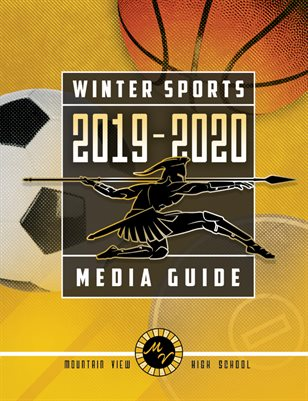 Mountain View High School 2019 Winter Sports Media Guide