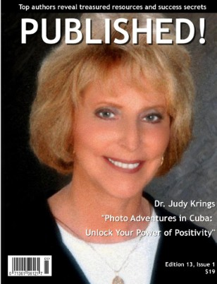 PUBLISHED!  Excerpt featuring Judy Krings
