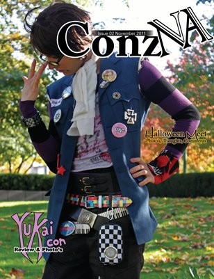 Conz NA Issue #002