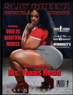 Slay Queenz Magazine Fashion Vol. 3