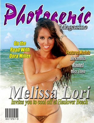 Photogenic Magazine featuring Melissa Lori