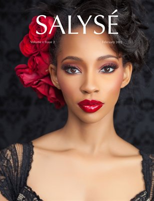 SALYSÉ Magazine - Volume 1:Issue 2 (Carlitta)