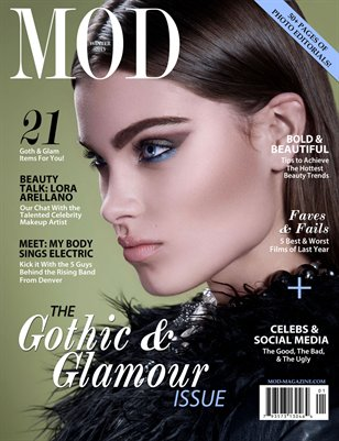MOD MAGAZINE: Volume 2; Issue 1; Winter 2013