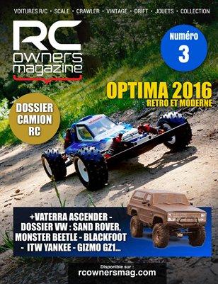 RC Owners Magazine - Numéro 3 - Français
