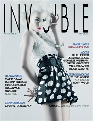 Invisible Magazine July 2012