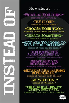 Instead Of...