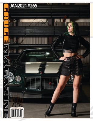 Gauge Magazine January 2021 Issue