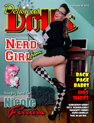 February 2015 Nerd Girl Nicole Ferreira