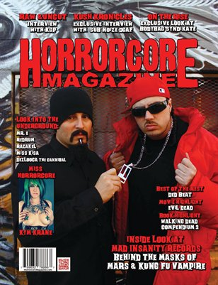 Horrorcore Magazine - Issue 3
