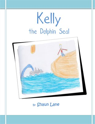 Kelly, the Dolphin Seal