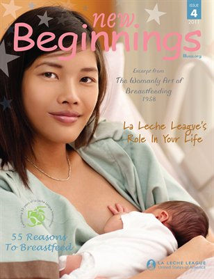 La Leche League's Role In Your Life