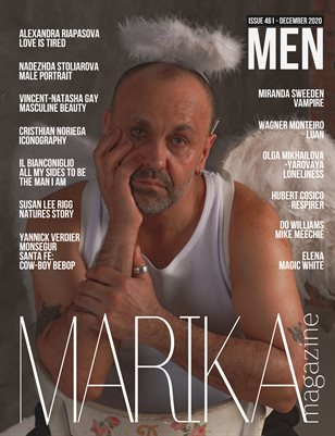 MARIKA MAGAZINE MEN (ISSUE 461 - DECEMBER)