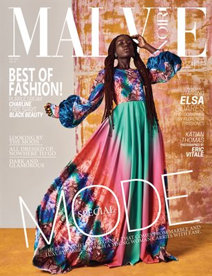 MALVIE Magazine NOIR Spécial Édition Vol. 28 February 2021