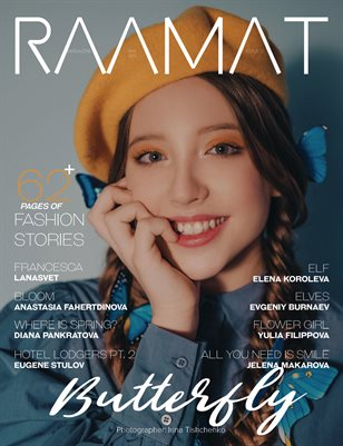 RAAMAT Magazine May 2021 Teen Edition Issue 5