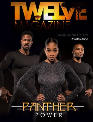 TWELVE Feb 2018 Panther Power