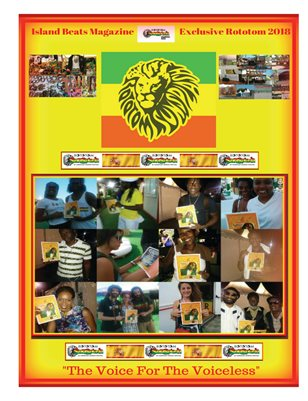 Island Beats Exclusive Edition Rototom Sunsplash 2018