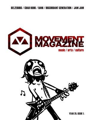 MOVEMENT Mag